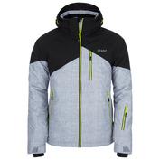 Mens Oliver Ski Jacket (Grey/Black)