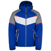 Mens Aidan Ski Jacket (Blue)