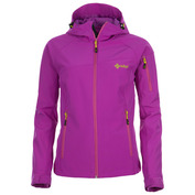 Womens Safira Softshell Jacket (Violet)