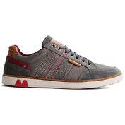 Mens B.Fuller Shoes (Grey)