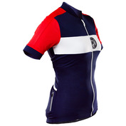 Womens Rosedale Jersey (Navy/Red)