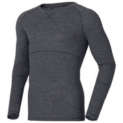 Mens REvolution Light Long Sleeve Top (Grey Melange)