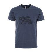 Mens Welcome T-Shirt (Marine)