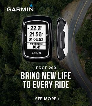 Garmin Edge 200 blog