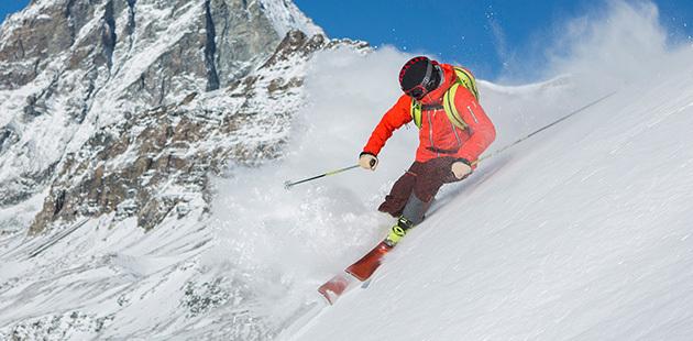 Marmot Snow