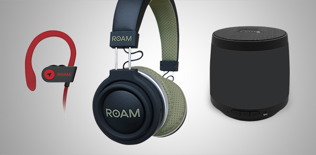 Roam Headphones