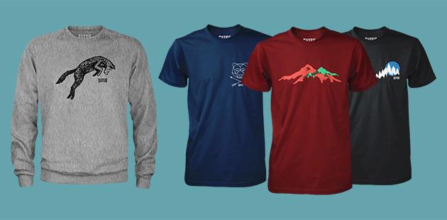 Sutsu T-Shirts & Crews